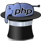 Attributes and magic methods in PHP